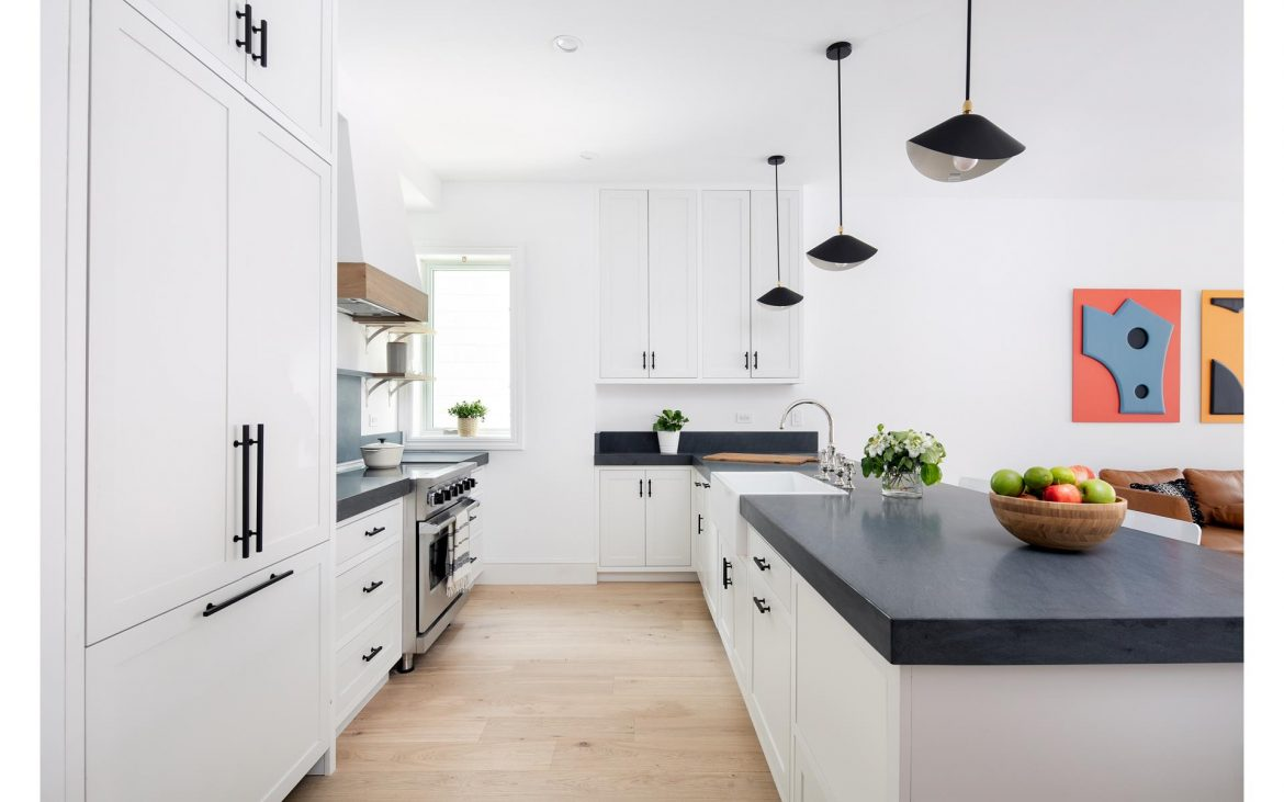 Design Trend Painted Kitchen Cabinets Are Here To Stay Elliman Insider