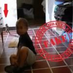 Καταρρίπτεται – Μητέρα βιντεοσκοπούσε τον γιο της και δεν φαντάζεστε τι εμφανίστηκε…