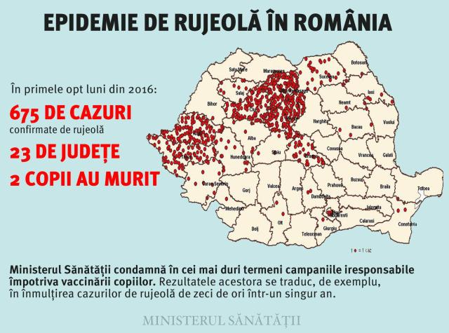 harta-epidemie-rujeola-romania-ministerul-sanatatii
