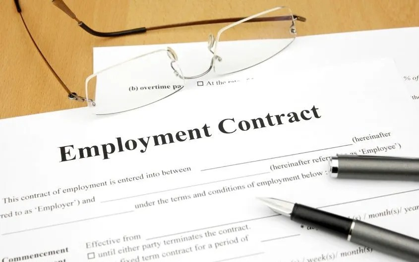 Fixed term contracts - pros and cons for organisations Ellis