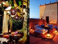 moroccan terrace interior design  Caribbean Living Blog