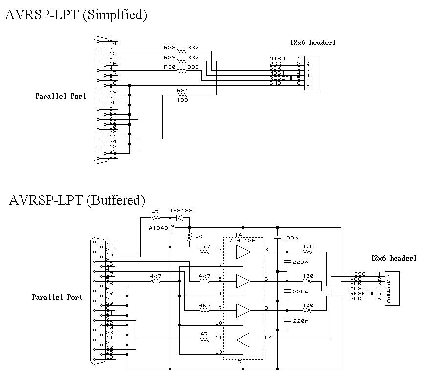 pc serial port buffer