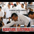 Descubre los tres acertijos electorales de la elección del PRI en Quintana Roo