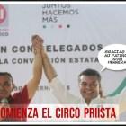 Da comienzo el circo del PRI en Quintana Roo