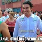 Balconean en video a Remberto Estrada, candidato a la alcaldía de Cancún