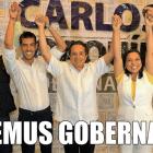 Carlos Joaquín González gana, según el PREP, la gubarnatura de Quintana Roo.