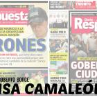 Prensa camaleónica al servicio de Roberto Borge