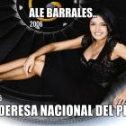 alejandra barrales, lideresa nacional del PRD