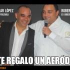 Alberto Millar y Roberto Borge