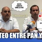 Juan Carlos Pallares y Jorge Aguilar