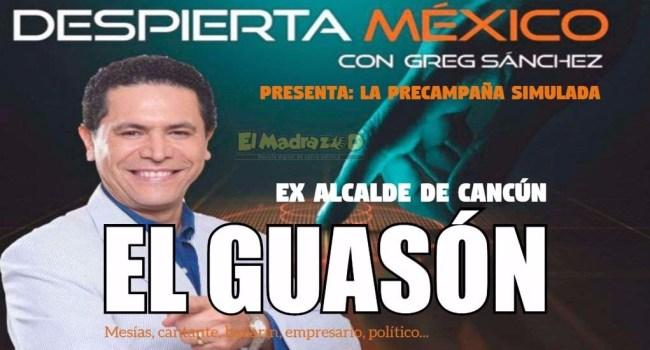 El ex alcalde guasón, Greg Sánchez