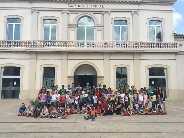 El ayuntamiento de alfafar celebra una sesi n l dica del pleno for Piscina alfafar