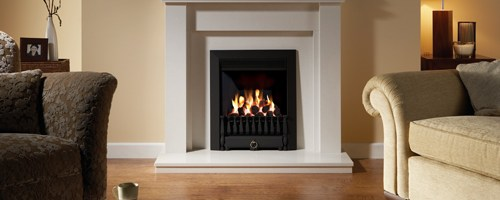 Spanish Inset Gas Fire