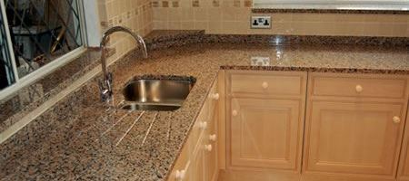 Venetian Gold Kitchen