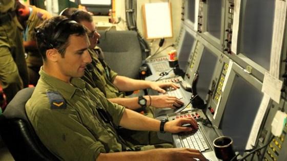 idf-hackers-Israel preparing their Cyber Army under Unit 8200