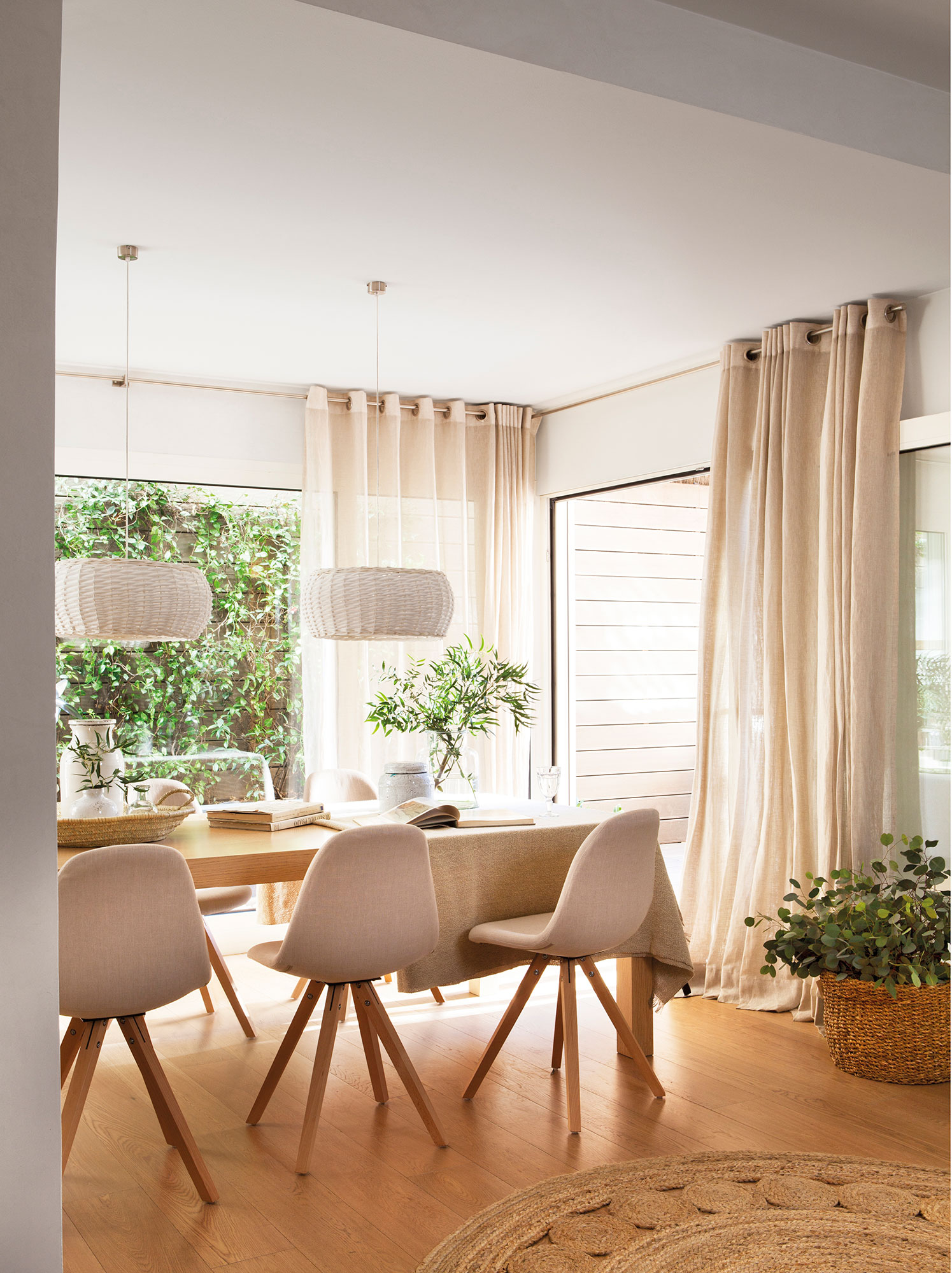 Ideas Cortinas Para Salon Cortina O Estor Pros Y Contras