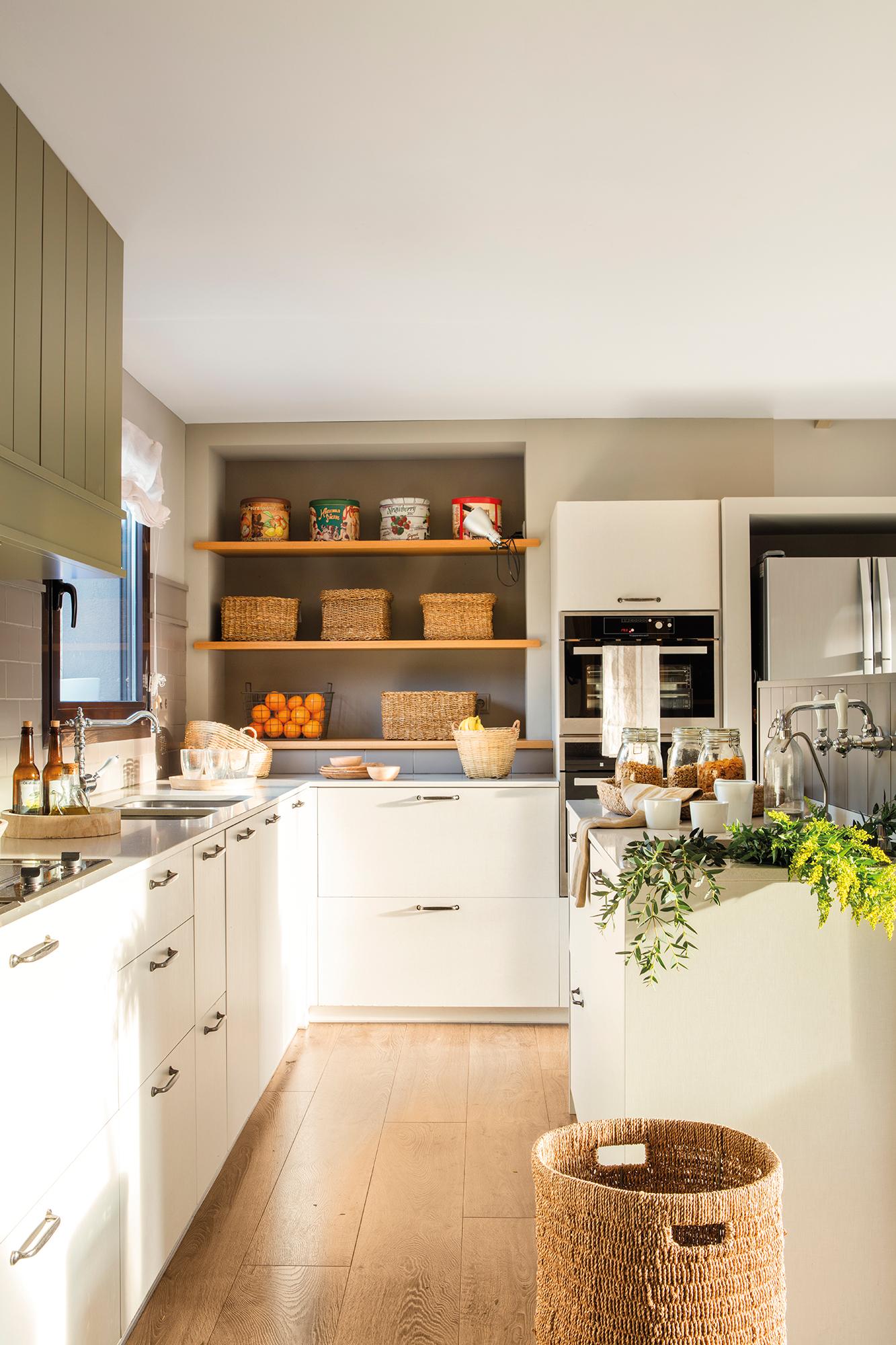 Muebles Isla Cocina | Blog De Cocinas Decoración Y Diseño De Cocinas ...