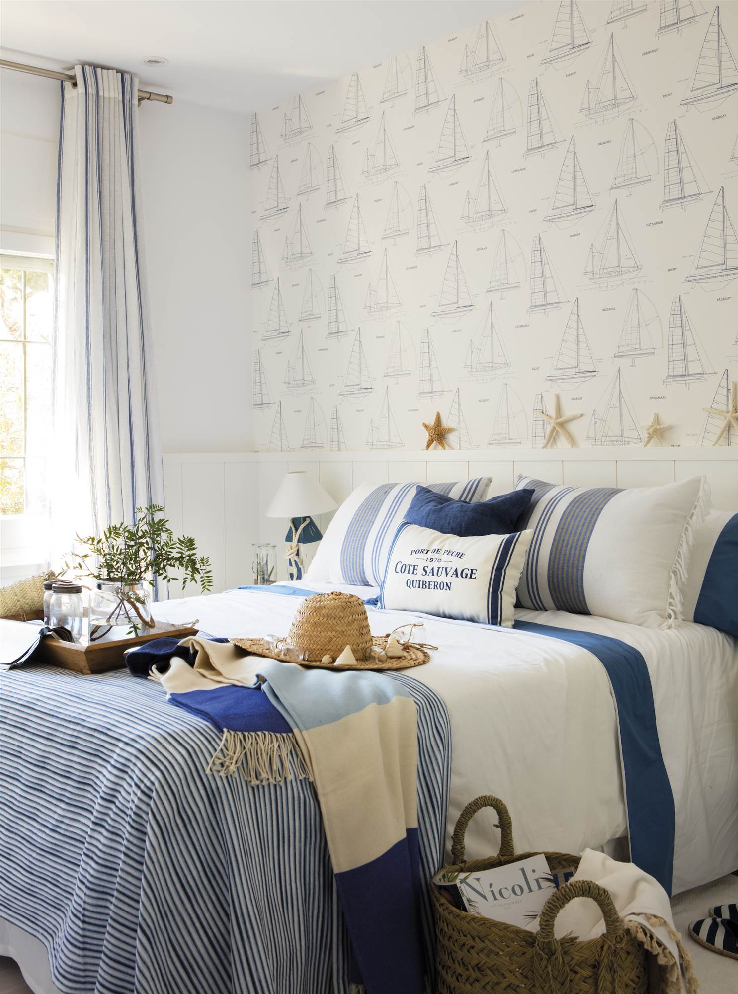 Ideas Para Decorar Pared Cabecero Dormitorio Cabeceros De Cama Originales