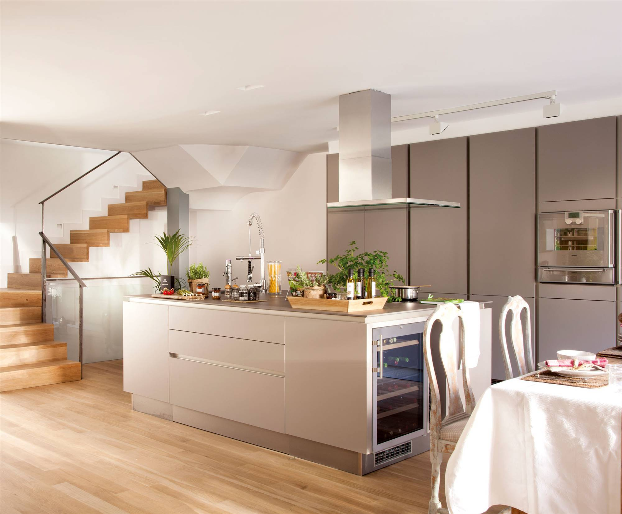 Ver fotos de cocinas modernas inspire design program - Ver cocinas ...