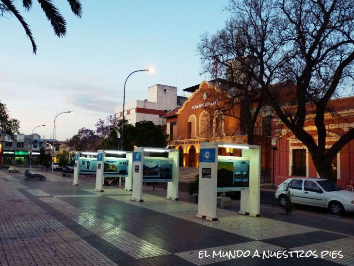 plaza la rioja