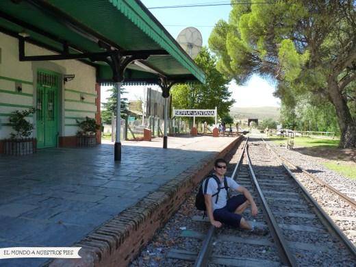 Estacion ferroviaria Sierra de la Ventana