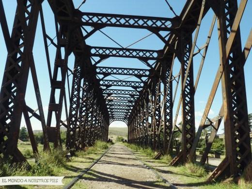 puente ferroviario Sierra de la ventana