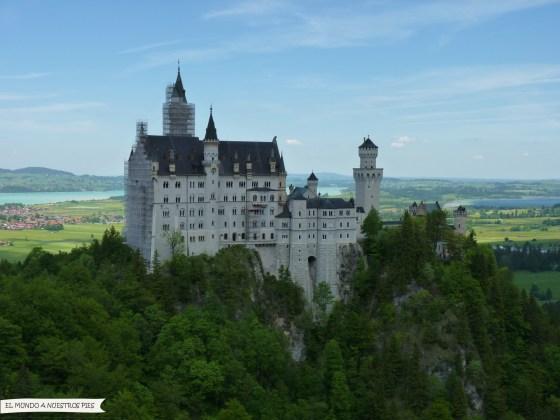 castillo neuschwainstein alemania
