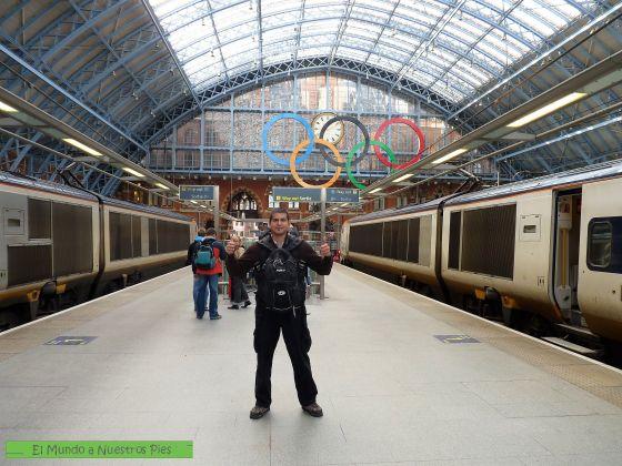 Londres Eurostar