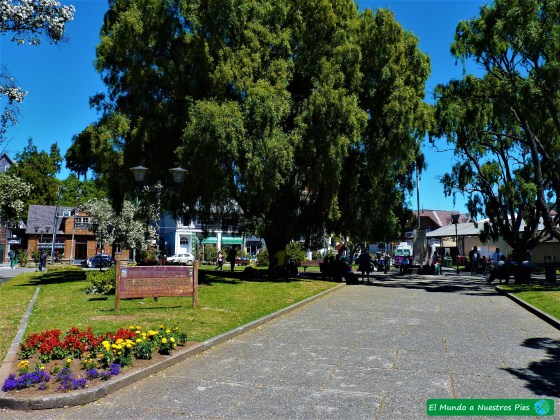 Plaza Armas Puerto Varas
