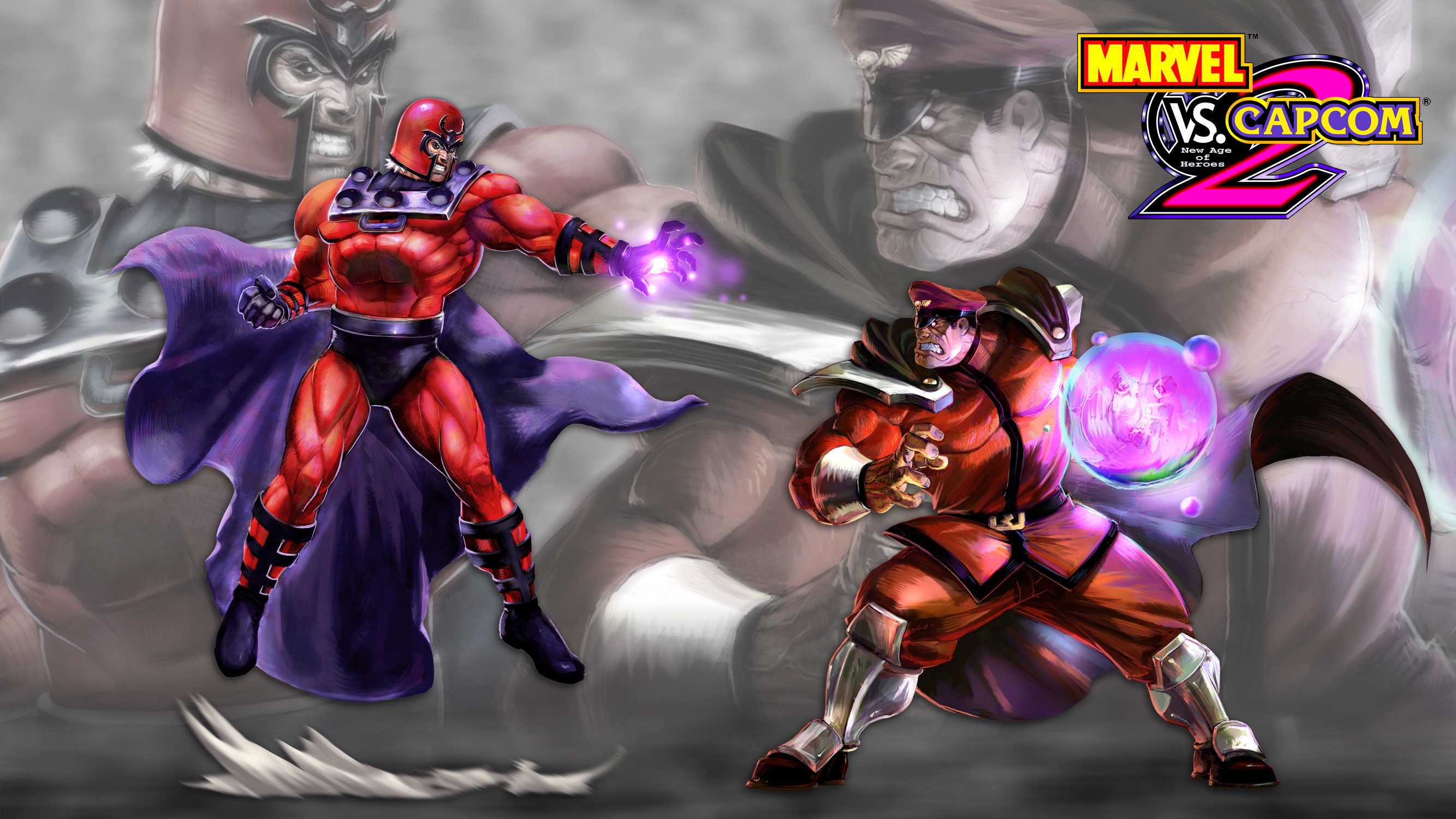 Spider Man 3d Live Wallpaper Pc Marvel Vs Capcom 2 Magneto Vs Bison El Mundo Tech