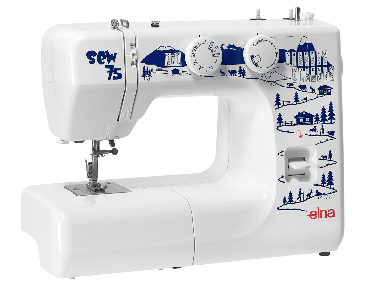 Cheap Sewing Machines Australia Elna Australia Sewing Sew 75