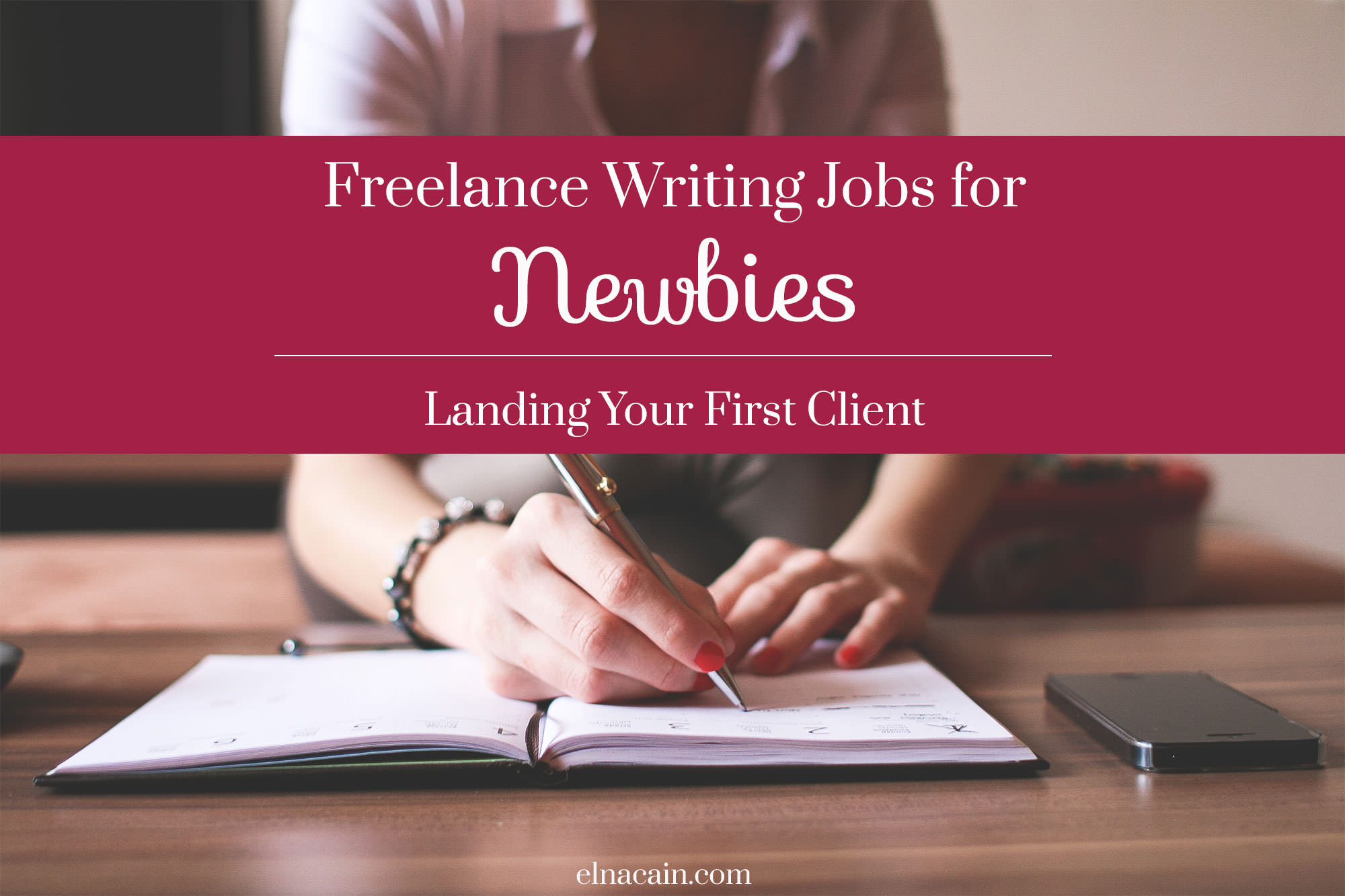 Writer Employment 20 Ways To Find Freelance Writing Jobs As A Beginner Elna Cain