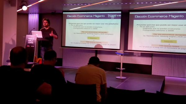 Elecció de Magento com a plataforma E-commerce