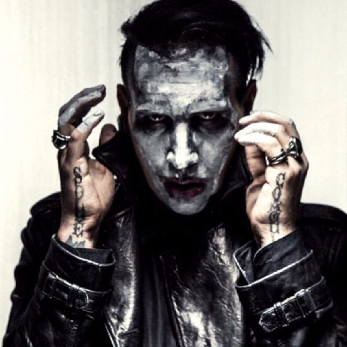 Marilyn Manson Quotes Wallpaper Marilyn Manson A Los 48 A 241 Os Sin Maquillaje Canal 9