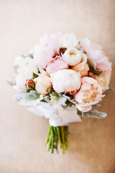 Sweet Home Paris Flower Fridays: Peony Bouquets - Elope In Paris
