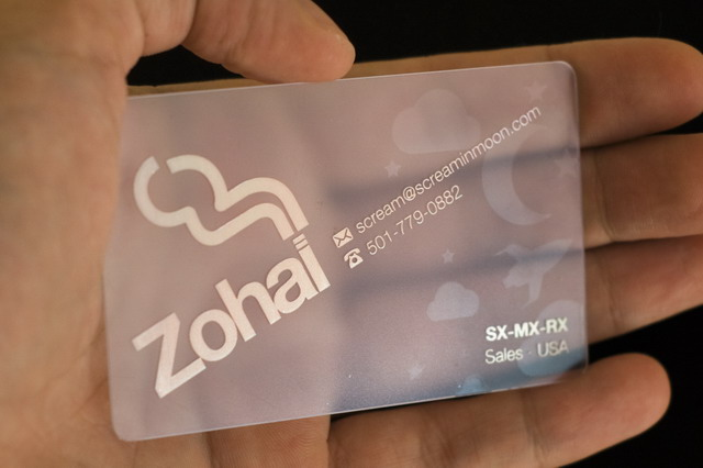 Eloquent Touch Media - Plastic business cards in Nigeria PVC