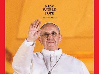 Revista TIME portada Papa Francisco