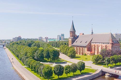Kaliningrado, una isla entre dos mundos