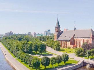 Kaliningrado portada