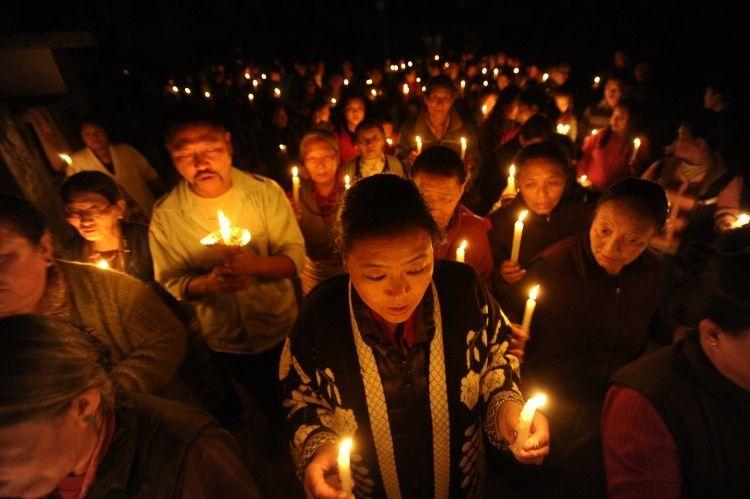 Breve historia del conflicto entre Tíbet y China