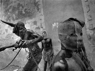 Rituales en Haití. Imagen de Cristina García Rodero