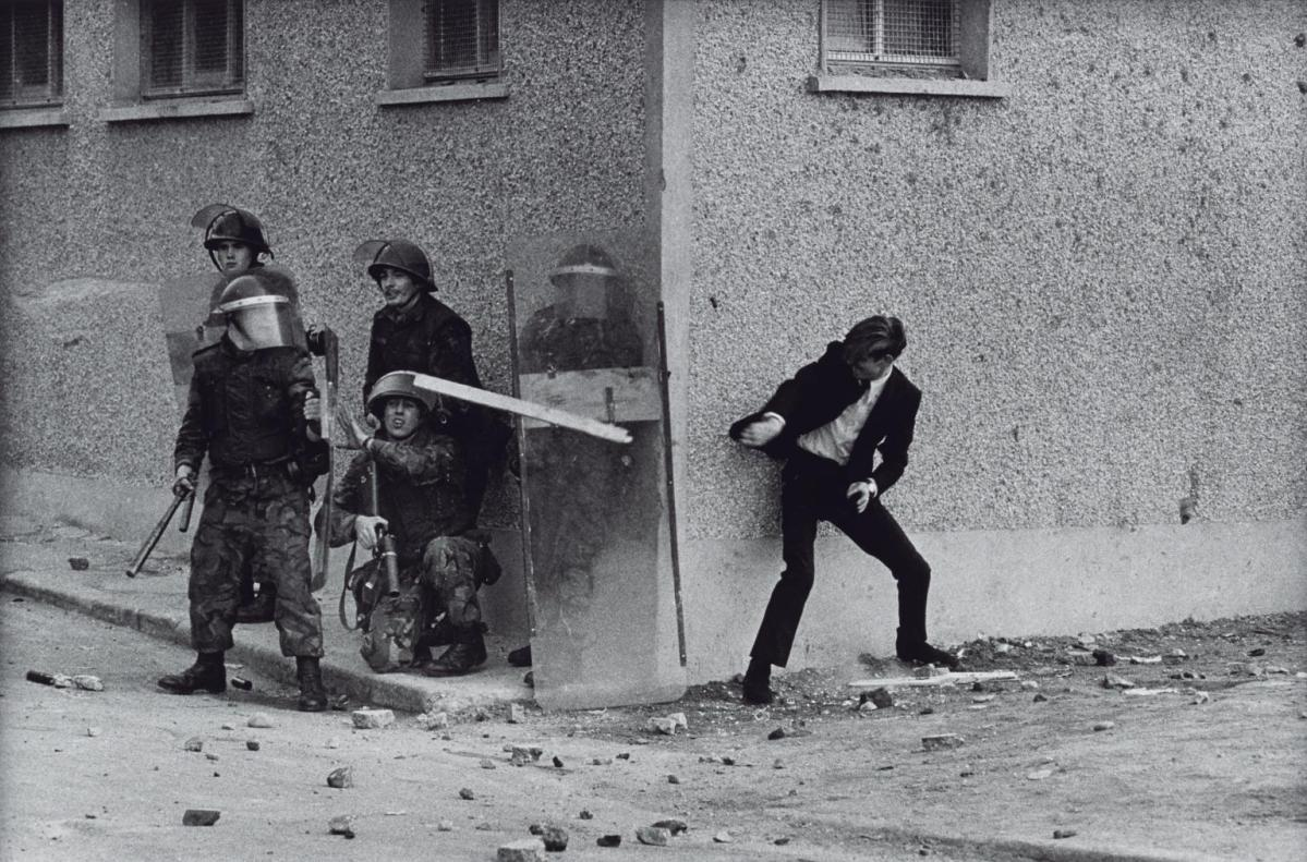 La estrategia contra el terror en Irlanda del Norte