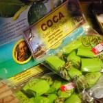 Caramelos de coca
