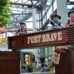 El Fort Brave del Playmobil FunPark de Alemania