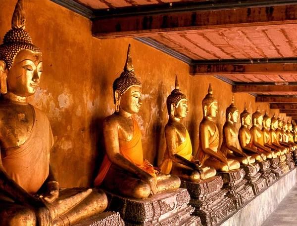 Fotos de Bangkok, Wat Mahathat
