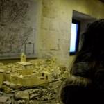 Fotos de la Fortaleza La Mota en Alcalá la Real, maqueta