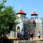 Fotos del Playmobil FunPark en Alemania, castillo