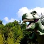 Fotos del Playmobil FunPark en Alemania, dinosaurio