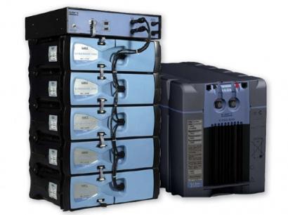 Las baterías de ion-litio dominan el mercado. FOTO: Saft