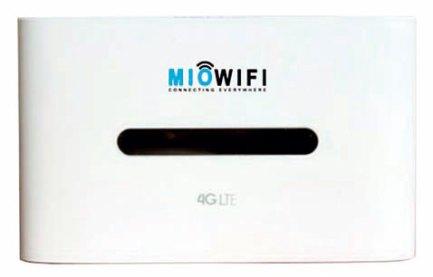 MIOWIFI es un router wi-fi de bolsillo que proporciona la forma más económica y simple para conectarse a internet en todas partes del mundo a través de la red 4G / LTE. Además da una conexión segura y rápida y permite ahorrar en los datos de tarifas de roaming.
